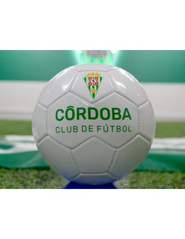Balón blanco Córdoba Club de Fútbol